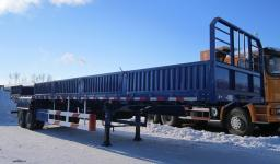 Бортовой полуприцеп«CIMC»CS9350грузоподъёмностью 40 тонн. в наличии