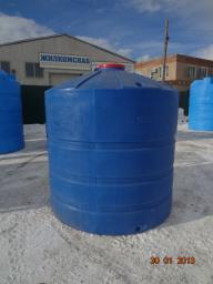 Бак для воды 5000 л