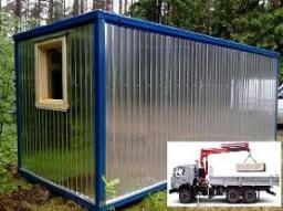 Аренда блок-контейнера в Выборге (Выборг)