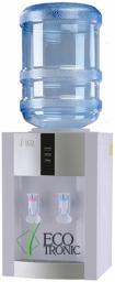 Кулер для воды «Ecotronic» H1-TE white