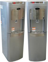 Кулер для воды с нижней загрузкой Ecotronic c8lx