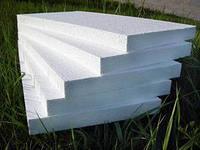 Пенопласт, Пенополистирол ПСБ-С-15 (15 кг\м3) 1000*1000*40 мм Гост