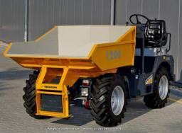 Bergmann 1200 Rundkipper год выпуска 2013