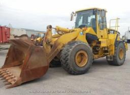 Caterpillar 966G II Б/У год выпуска 2004