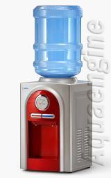 Кулер для воды Ael130 red