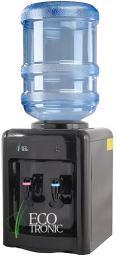 Кулер для воды «Ecotronic» H2-TE black