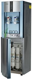 Напольный пурифайер Ecotronic H1-U4L серебристо-серый