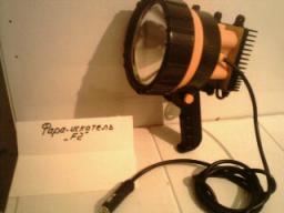 фара-искатель-прожектор ксенон100Вт (Fa21ks-100w торцевой)