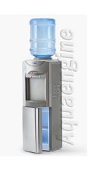 Напольный кулер для воды со шкафчиком «AEL» 326 (со шкафчиком)