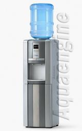 Кулер для воды с холодильником «AEL» 580B VFD silver
