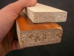 плиты ДСП шлифованная (древесно-стружечная плита);