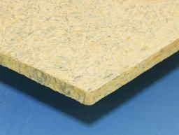 плиты из фибролита (Класс дерево-цементных материалов, дерево в виде древесной шерсти с обеспечением равномерности её смачивания, смешивается с цементом и производится укладка волокон шерсти в плите);