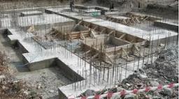 Строительство ленточных фундаментов