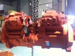Основной насос K3V140DT на экскаватор Вольво EC290В