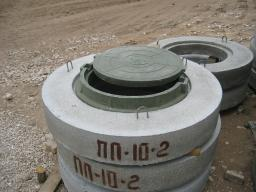Крышки для бетонных колодец