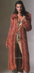 Пряжа для вязания пальто, целебная собачья пряжа