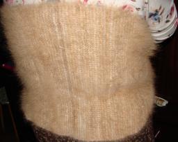Пряжа для вязания целебного пояса