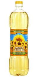 Подсолнечное масло ТМ Южное Солнце