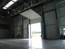 Промышленные секционные (энергосберегающие) ворота
