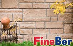 Фасадные панели FineBer — Цокольный сайдинг
