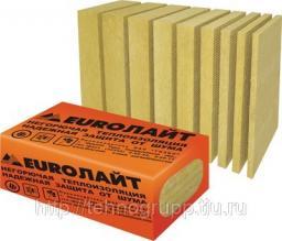 теплоизоляция Евролайт 25 1000х600х50 0,54 м3