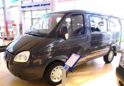 ГАЗ-2217 Соболь