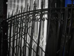 Заборы металлические