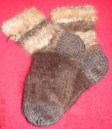 Пряжа для вязания носков, свитеров для туристов, буровиков