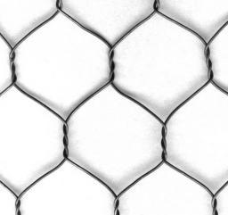 Шестигранная крученая сетка и габионные конструкции