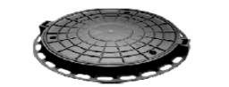 Люк полимерный (тип легкий, нагрузка до 1,5 т)