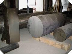 Поковка круглая сталь 09Г2С