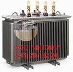 Силовой масляный трансформатор типа ТМГ