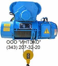 Электротельфера Т10212,10232,Т10432,Т10532,Т10542,Т10552,Т10612,Т10622