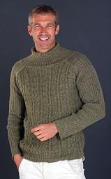 Пряжа «Темная Ночь» для вязания спицами.