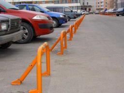 Парковочный барьер механический - АВТОСТОП