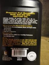 синтетическое моторное масло 5w20