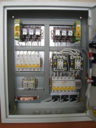 Шкаф АВР -25А 3 фазный
