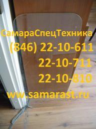 Стекло кабины крановщика боковое малое 1065.60.00.00.02 (925х350)