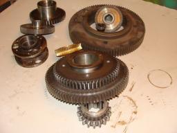 Червячное колесо 1М63.04.120