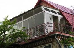 Алюминиевые и пластиковые конструкции нестандартной конфигурации