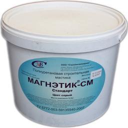 Полиуретановая мастика МАГНЭТИК-СМ Стандарт серая