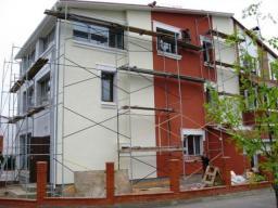Фасадные и отделочные работы под ключ
