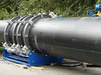 Сварочное оборудование для полиэтиленовых труб. Услуги по сварке.