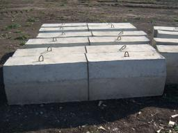 Блок упора У-1м серия 3.501.1-156 (а также блоки У-2м и У-3м)