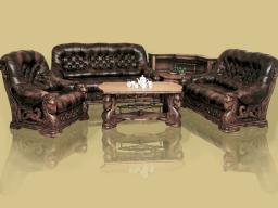 Комплект мягкой мебели ПЕГАС