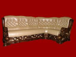 Комплект мягкой мебели ЦЕЗАРЬ