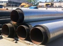 Трубы стальные ППУ-О с проводами системы ОДК