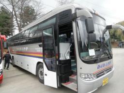 Туристический автобус Daewoo BX212, 2011г