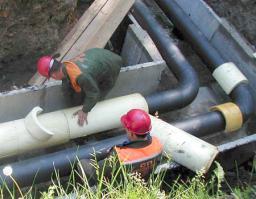 Услуги по изоляции трубопроводов