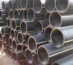 Труба стальная ППУ-ПЭ с ОДК 530×710